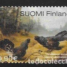 Sellos: FINLANDIA. Lote 139400446