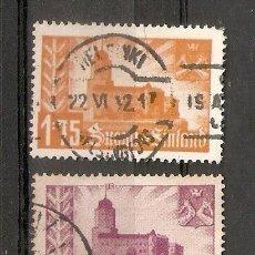 Sellos: FINLANDIA. 1941. YVERT Nº 231 A 233. Lote 139635934