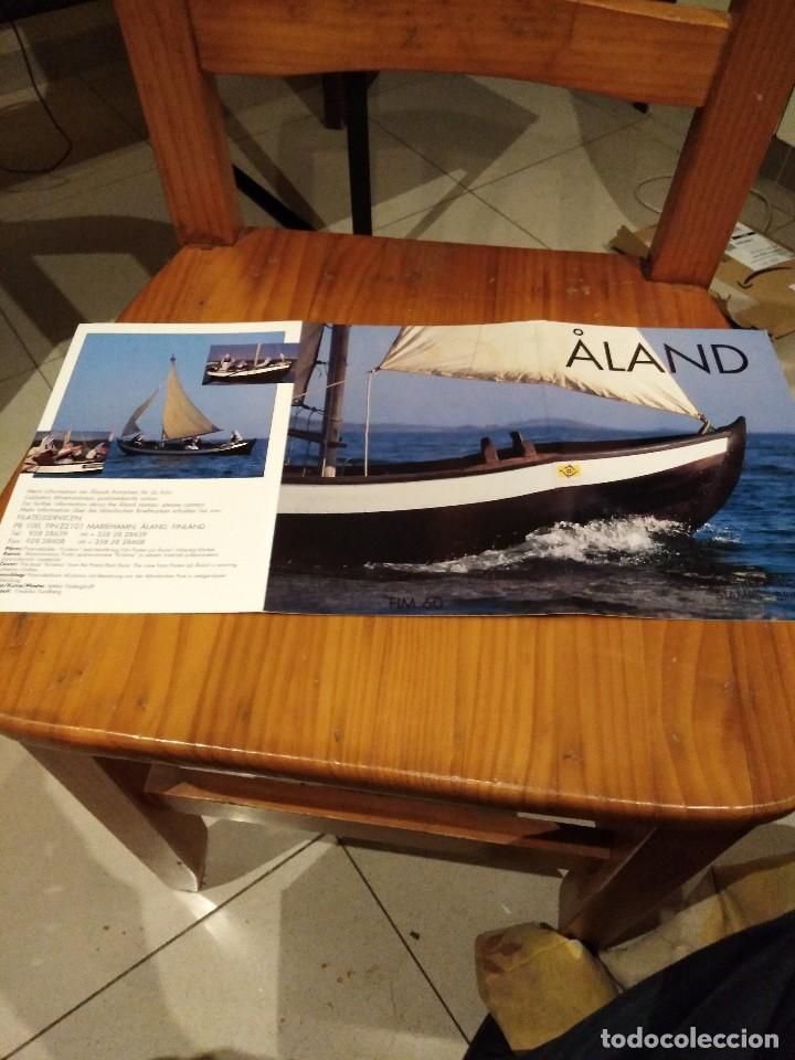 Sellos: Carpeta de las islas aland - Foto 4 - 144654358