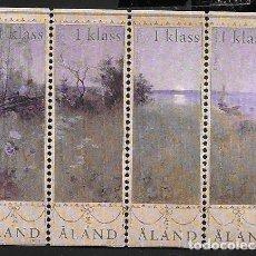 Sellos: FINLANDIA - ALAND. Lote 146436202