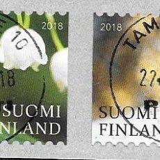 Sellos: FINLANDIA. Lote 147472418