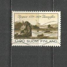 Timbres: FINLANDIA YVERT NUM. 805 USADO. Lote 150293586