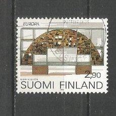 Sellos: FINLANDIA YVERT NUM. 1173 USADO. Lote 150481378