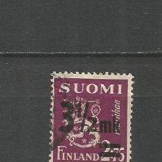 Timbres: FINLANDIA SELLO YVERT NUM. 268 USADO. Lote 150957230