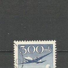 Sellos: FINLANDIA CORREO AEREO SELLO YVERT NUM. 3 USADO. Lote 150958146