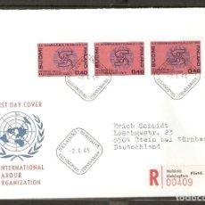 Sellos: FINLANDIA.1969. FDC MI 660. Lote 155384494