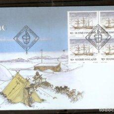 Sellos: FINLANDIA.1998. FDC. Lote 155385498