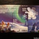 Sellos: FINLANDIA. YVERT HB-42 SERIE COMPLETA NUEVA SIN CHARNELA. AÑO POLAR. Lote 156676048