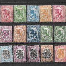 Sellos: FINLANDIA 1917-29 * NUEVO Y USADO - 3/11. Lote 156696602