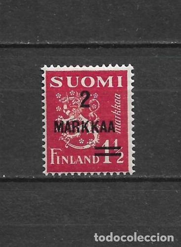 FINLANDIA 1937 * NUEVO SC 212 - 3/11 (Sellos - Extranjero - Europa - Finlandia)