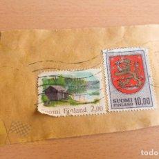 Sellos: SELLOS DE FINLANDIA / SUOMI FINLAND. Lote 167722324