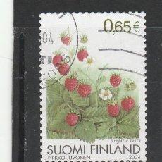 Sellos: FINLANDIA 2004 - MICHEL NRO. 1708 - USADO. Lote 171144749
