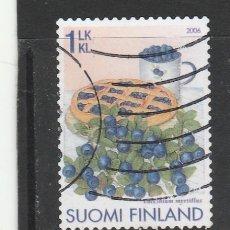 Sellos: FINLANDIA 2006 - MICHEL NRO. 1814 - USADO. Lote 171144764