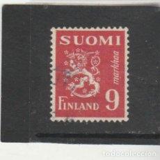 Sellos: FINLANDIA 1948 - YVERT NRO. 299A - USADO. Lote 171157798