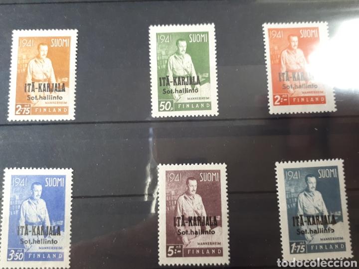 SELLOS DE FINLANDIA 1941 LOT.N.776 (Sellos - Extranjero - Europa - Finlandia)
