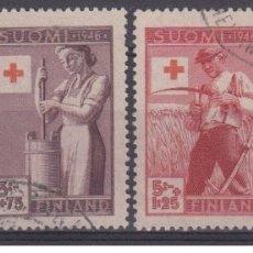 Sellos: SELLOS USADOS DE FINLANDIA, YT 305/ 08. Lote 172223625