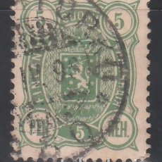 Timbres: FINLANDIA, 1889-95 YVERT Nº 29 B( DENTADO 14 ). Lote 172724443