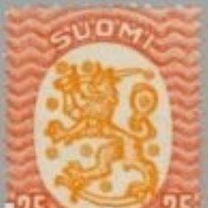 Sellos: SELLO USADO DE FINLANDIA, YT 82. Lote 175656837