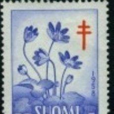 Sellos: SELLO USADO DE FINLANDIA, YT 474. Lote 177026589