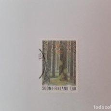 Sellos: FINLANDIA SELLO USADO. Lote 190535760