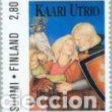 Sellos: SELLO USADO DE FINLANDIA, YT 1373. Lote 190826972