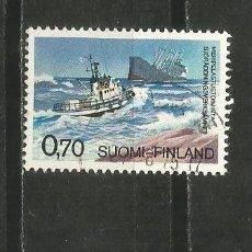 Timbres: FINLANDIA YVERT NUM. 731 USADO. Lote 191497987