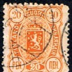 Timbres: FINLANDIA // YVERT 31 B // 1889-95 ... USADO. Lote 192065118