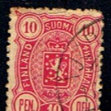 Timbres: FINLANDIA // YVERT 30 A // 1889-95 ... USADO. Lote 192065237