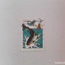 Timbres: FINLANDIA SELLO USADO . Lote 192336687