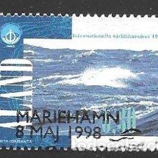 Sellos: FINLANDIA - ALAND. Lote 193761163