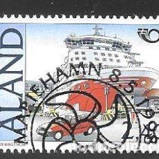 Sellos: FINLANDIA - ALAND. Lote 193761201