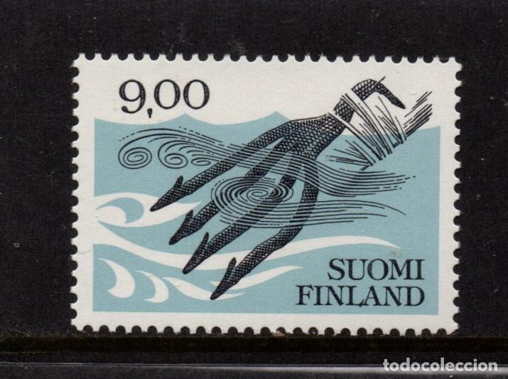 FINLANDIA 903** - AÑO 1984 - ARTESANIA (Sellos - Extranjero - Europa - Finlandia)