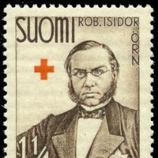 Sellos: SELLO USADO DE FINLANDIA YT 197. Lote 195571130
