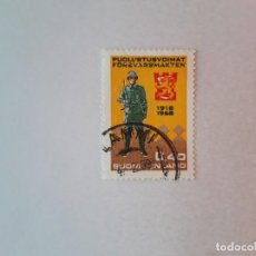 Timbres: FINLANDIA SELLO USADO. Lote 197402988