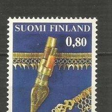 Sellos: FINLANDIA YVERT NUM. 753 ** SERIE COMPLETA SIN FIJASELLOS. Lote 197726413