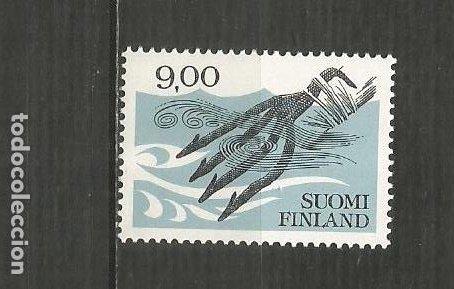 FINLANDIA YVERT NUM. 903 ** SERIE COMPLETA SIN FIJASELLOS (Sellos - Extranjero - Europa - Finlandia)