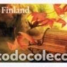 Sellos: SELLO USADO DE FINLANDIA YT 2242. Lote 198786492