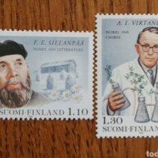 Sellos: FINLANDIA TEMA EUROPA 1980 MNH (FOTOGRAFÍA REAL). Lote 199288156