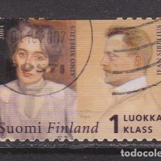 Sellos: FINLANDIA 2004 - SELLO USADO. Lote 205719982