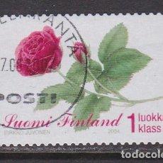 Sellos: FINLANDIA 2004 - SELLO USADO. Lote 205720015