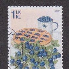 Sellos: FINLANDIA 2006 - SELLO USADO. Lote 205720057