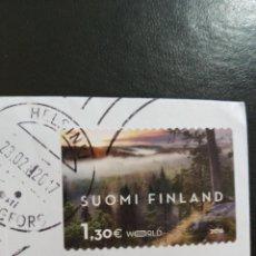 Selos: SELLOS FINLANDIA. SUOMI FINLAND. Lote 205797315