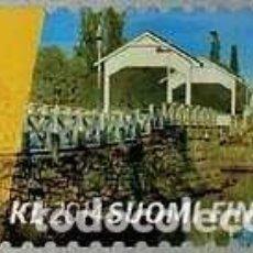 Sellos: SELLO USADO DE FINLANDIA 2014, YT 2315. Lote 208346445