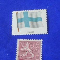 Sellos: FINLANDIA A1. Lote 209811872