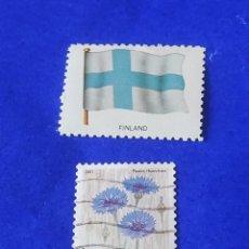 Sellos: FINLANDIA B1. Lote 209811961