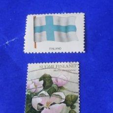 Sellos: FINLANDIA B11. Lote 209812615