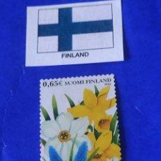 Sellos: FINLANDIA B12. Lote 209812685