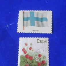 Sellos: FINLANDIA B13. Lote 209812735