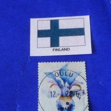 Sellos: FINLANDIA B14. Lote 209812788