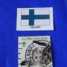 Sellos: FINLANDIA E3. Lote 210320323